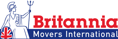 Britannia Movers International Logo