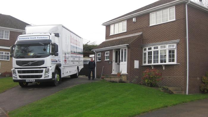 Removals to Rotherham