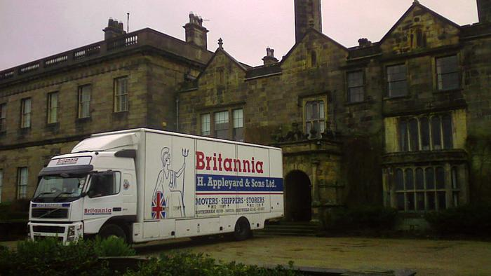Removal near Harrogate North Yorkshire