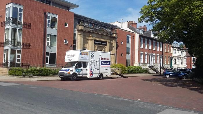 Trained professional removal teams in Yorkshire
