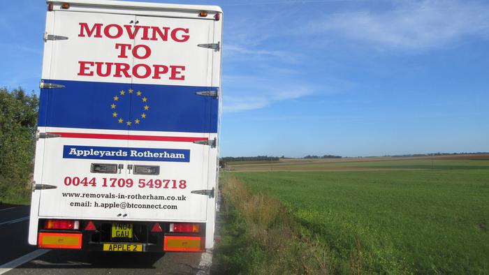 Moving to Europe from Yorkshire