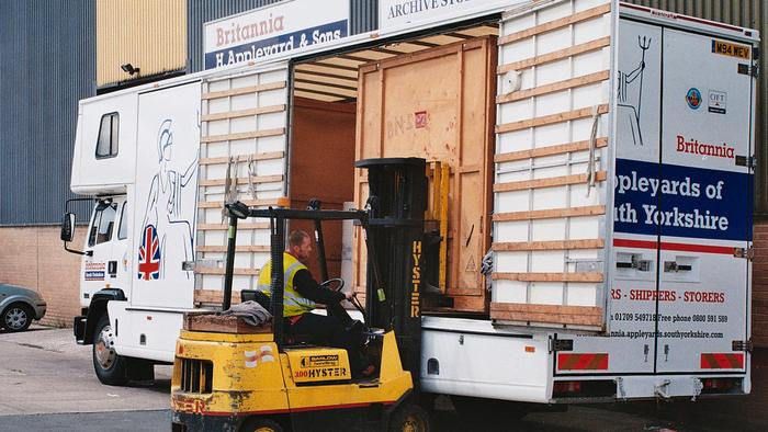 Rotherham based Removals and Storage