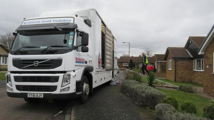 Removals and storage Finningley, Auckley, Branton, Austerfield , Bawtry, Tickhill and Harworth