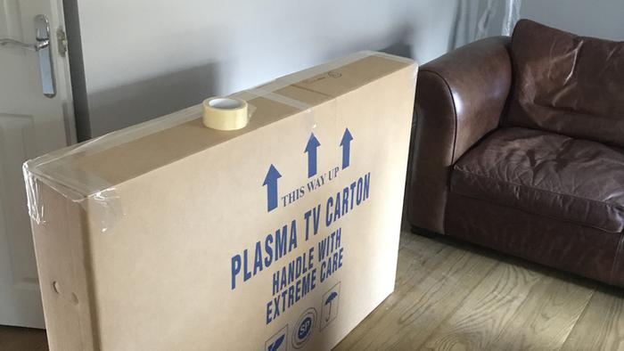 Moving Televisions and Large pictures