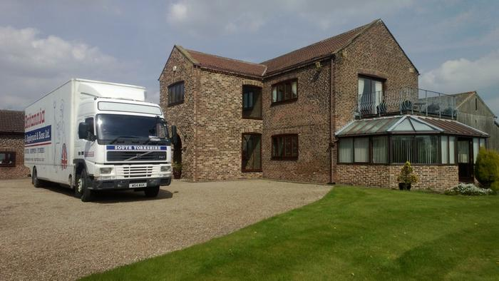 House moves in South Yorkshire from Britannia