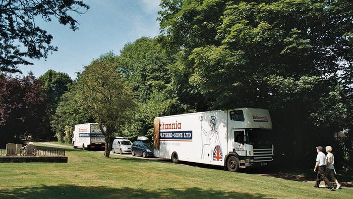 Removals South Yorkshire