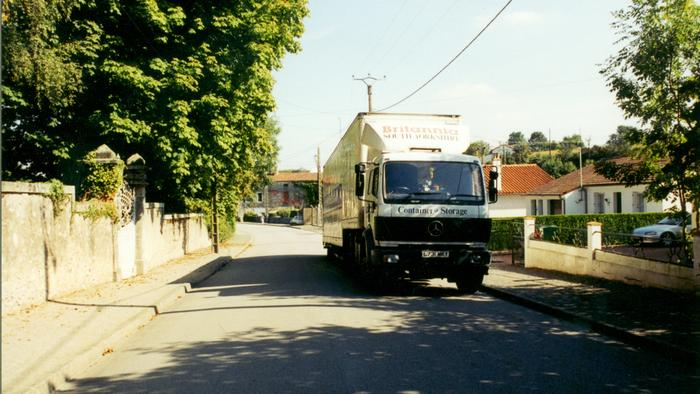 Removals to Parthenay France