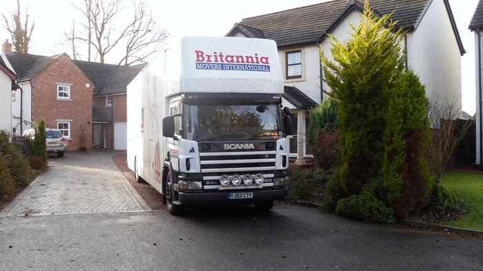 Removals to Norway from UK