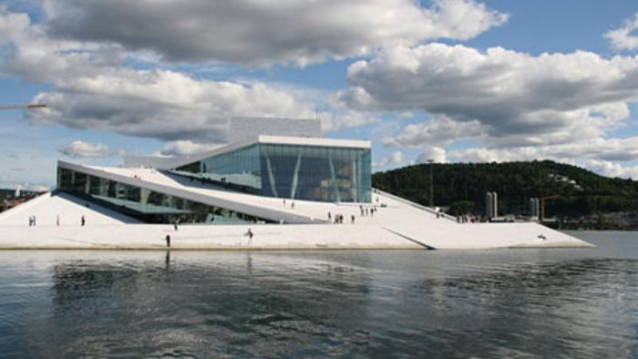 Moving to Norway .. New Opera House