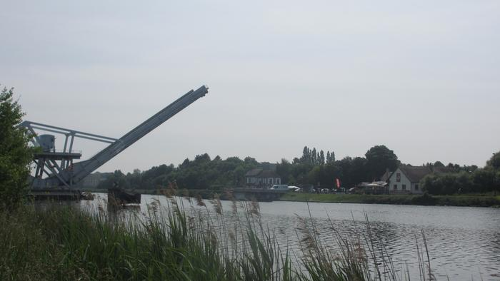 Pegasus Bridge France