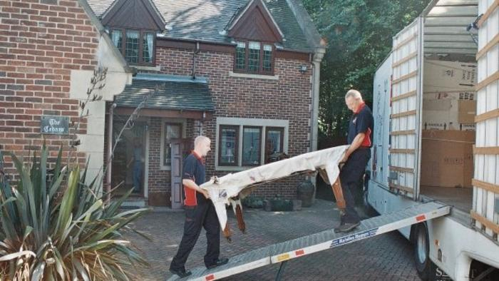 Removals South Yorkshire, West Yorkshire, North Notts and North Derbyshire