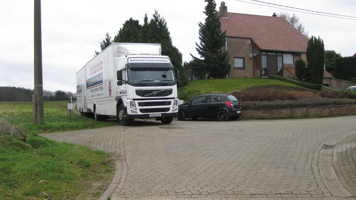 Leefdaal Belgium .. Moving house - Trusted Relocation company