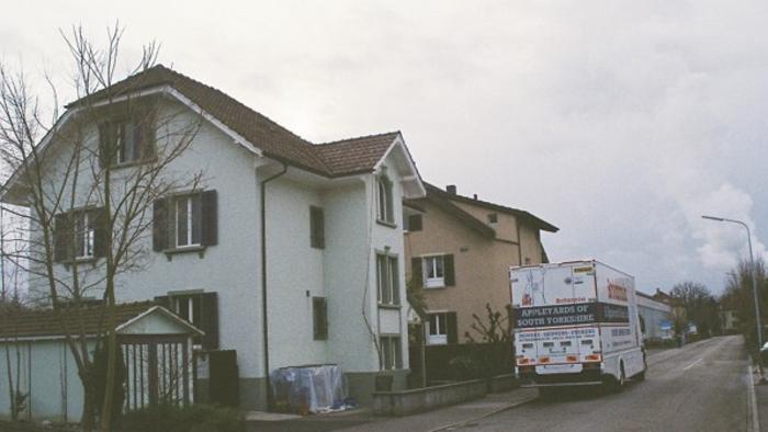 Removals to Basel Switzerland