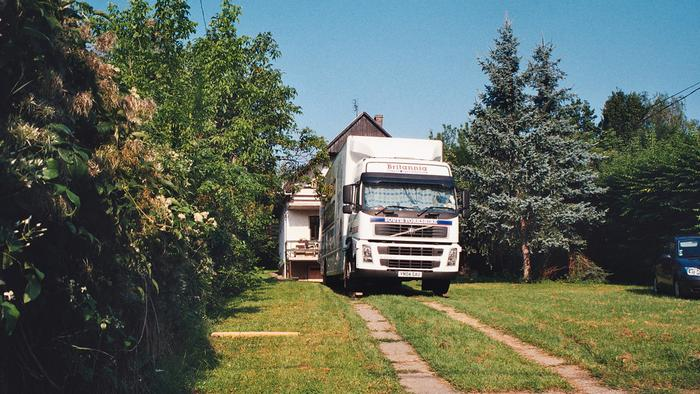 Removals to Hungary