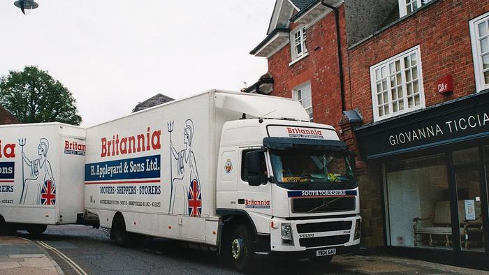Removal to Petworth UK
