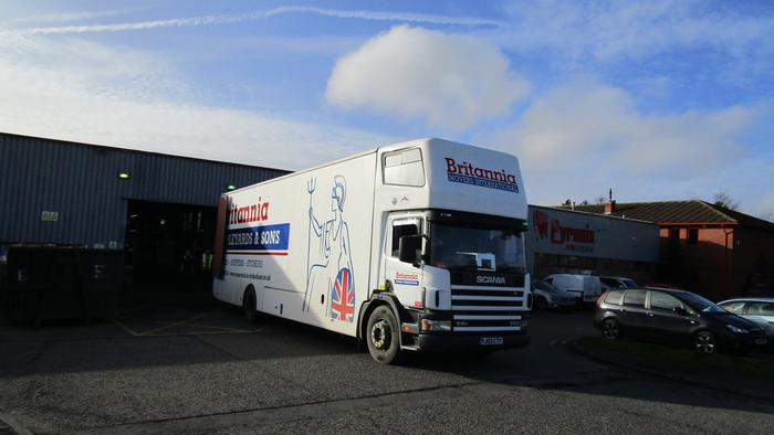 Commercial move in Rotherham