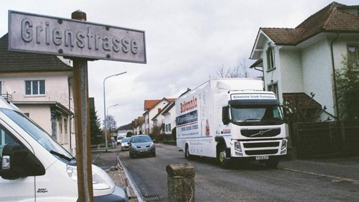 Recomended Mover for your Relocation to Switzerland ...Appleyards Rotherham
