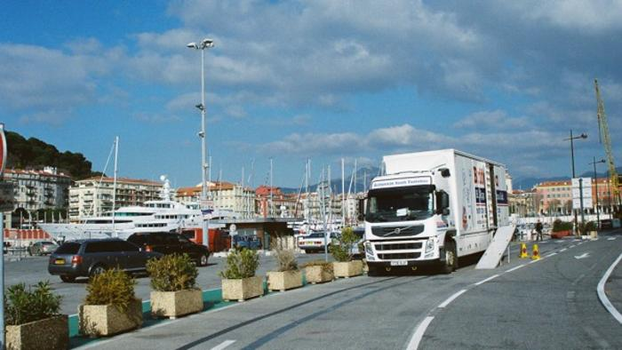 Removals to Nice