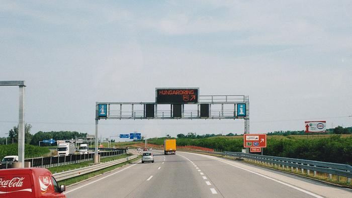 Hungaroring  Removals to Hungary