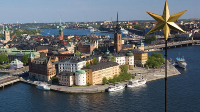 Removals to Stockholm Sweden