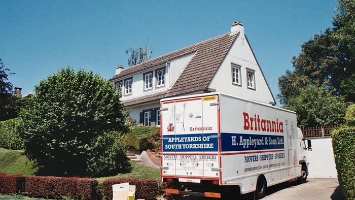 Diplomatic Removals/Relocation Brussels Belgium