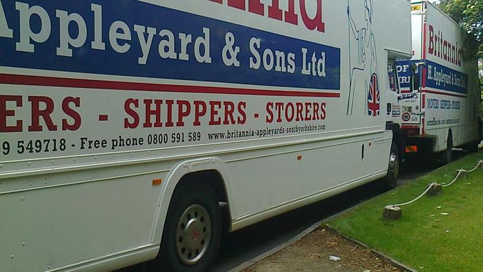 Removals West Yorkshire