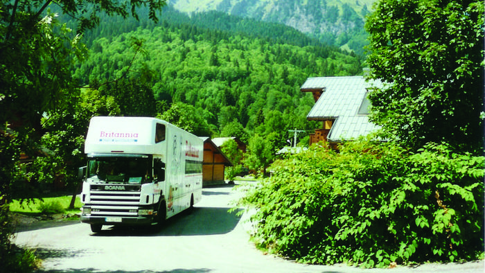 Switzerland Scania