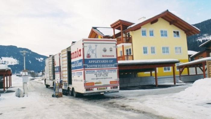 Removals to Austria