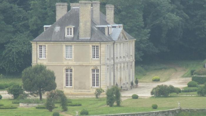 Chateau in Normandie