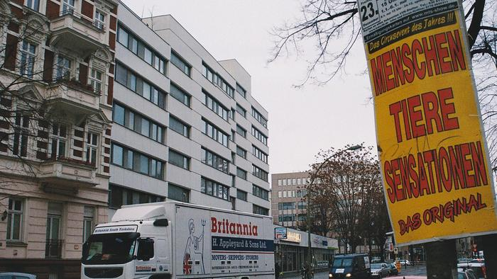 Removals to Berlin Germany