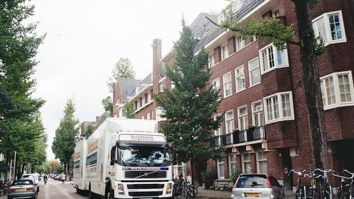 Removals to Amsterdam Holland